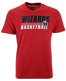 '47 Brand Men's Washington Wizards Fade Back Super Rival T-Shirt