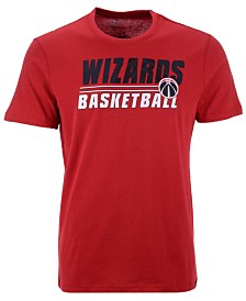 '47 Brand Men's Washington Wizards Fade Back Super Rival T-Shirt