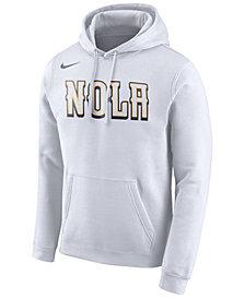 Nike Men's New Orleans Pelicans City Club Fleece Hoodie
