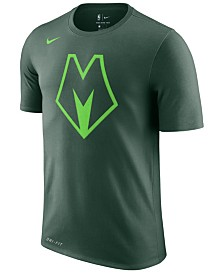 Nike Men's Milwaukee Bucks City Team T-Shirt