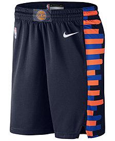 Nike Men's New York Knicks City Swingman Shorts