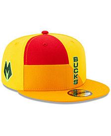 New Era Milwaukee Bucks City Series 2.0 9FIFTY Snapback Cap