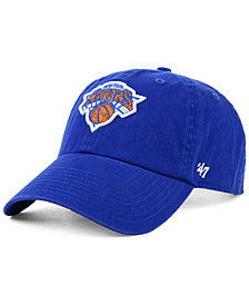 '47 Brand Women's New York Knicks Glitta CLEAN UP Cap
