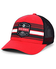 Top of the World Ohio State Buckeyes Branded Trucker Cap