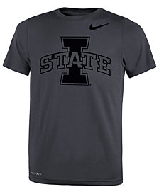Nike Iowa State Cyclones Tonal Logo Color Pop T-Shirt, Big Boys (8-20)