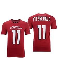 Nike Men's Larry Fitzgerald Arizona Cardinals Pride Name and Number Wordmark T-Shirt