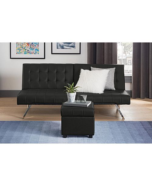 Marvelous Everyroom Elvia Square Storage Ottoman Reviews Gmtry Best Dining Table And Chair Ideas Images Gmtryco
