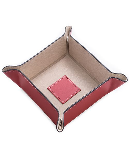 Bey-Berk Leather Valet