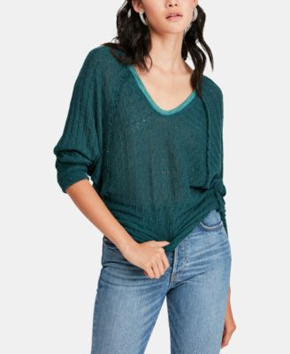 Image of Free People Thien's Hacci Sweater