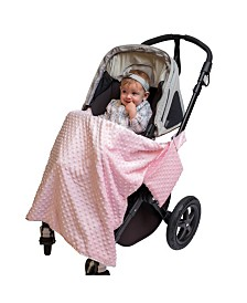J.L. Childress Cuddle N Cover Stroller Blanket