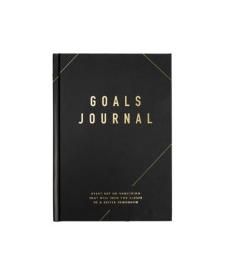Goals Journal: Life Essentials