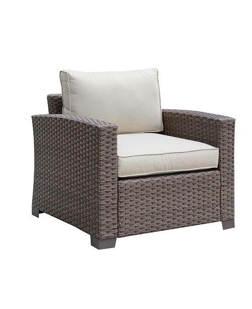 Furniture of America Condor Modern Patio Chair