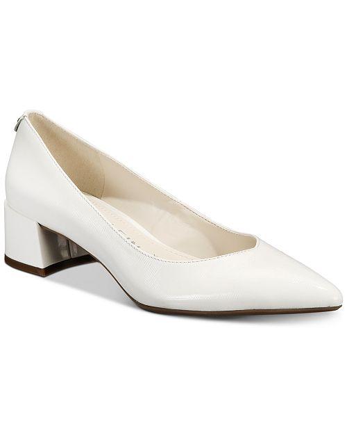 003444298295 Anne Klein Norwood Dress Pumps   Reviews - Pumps - Shoes - Macy s