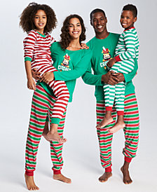 Matching Family Pajama Mix and Match, Created for Macy's