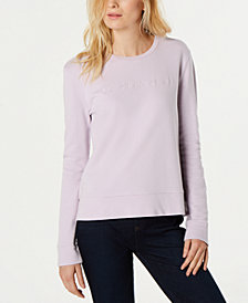 French Connection Cotton Le Sweatshirt