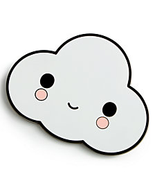 PINTRILL x FriendsWithYou Large Enamel Happy Cloud Pin, Created for Macy's