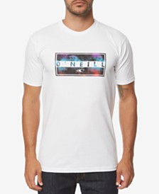 O'Neill Men's Wild Logo Graphic T-Shirt