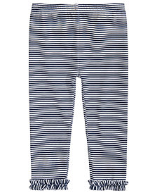 First Impressions Toddler Girls Striped Leggings, Created for Macy's