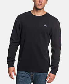 Quiksilver Men's Comp Stitch Thermal-Knit T-Shirt