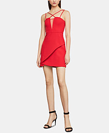 BCBGMAXAZRIA Short Sheath Dress