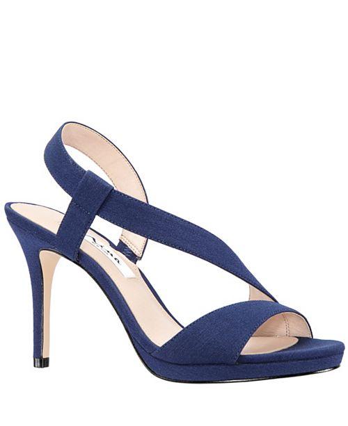Nina Robina Platform Dress Sandals