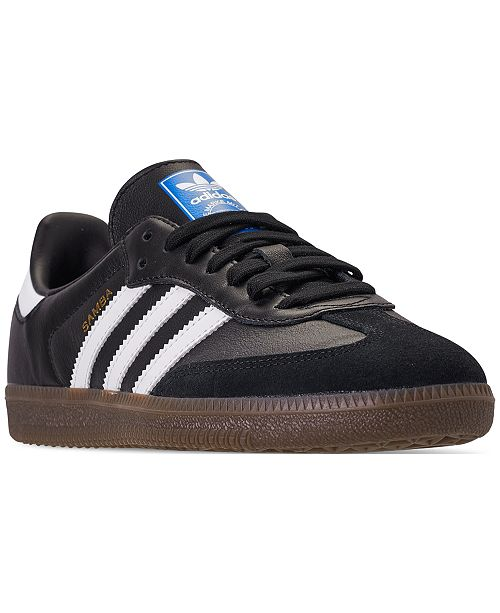 579505689c6 adidas Women s Originals Samba OG Casual Sneakers from Finish Line ...