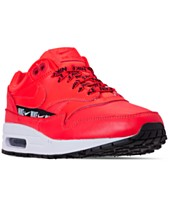 cheap for discount d8bf0 a1acc Nike Womens Air Max 1 SE Running Sneakers from Finish Line