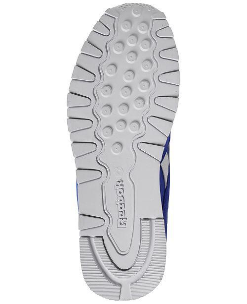Reebok Boys  Classic Nylon MU Casual Sneakers from Finish Line ... 710acd747