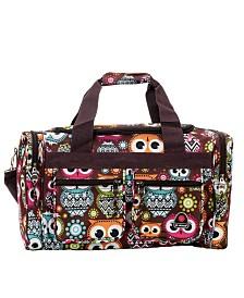 """Rockland Owls 19"""" Tote Bag"""