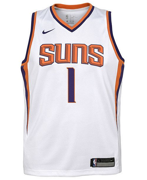 Nike Devin Booker Phoenix Suns Association Swingman Jersey 6172642db