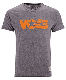 Men's Tennessee Volunteers Retro Logo Tri-blend T-Shirt