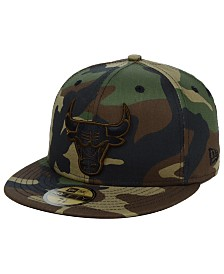 new styles ce99d 9c93c New Era Chicago Bulls Fall Prism Pack 59FIFTY-FITTED Cap