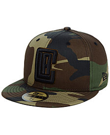 New Era Los Angeles Clippers Fall Prism Pack 59FIFTY-FITTED Cap