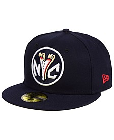 Staten Island Yankees AC 59FIFTY-FITTED Cap