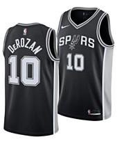 bc32b6e93cd0 Nike Men s DeMar DeRozan San Antonio Spurs Icon Swingman Jersey