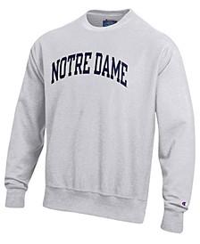 Men's Notre Dame Fighting Irish Reverse Weave Crew Sweatshirt