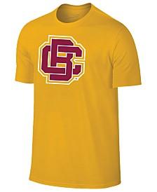 New Agenda Men's Bethune Cookman University Wildcats Big Logo T-Shirt