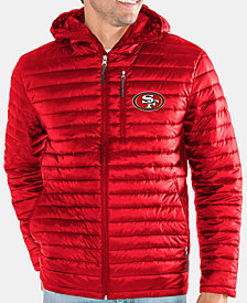 G-III Sports Men's San Francisco 49ers Equator Player Front Zip Jacket