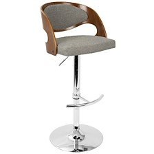 Lumisource Pino Adjustable Barstool