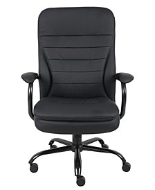 Heavy Duty Double Plush CaressoftPlus™ Chair