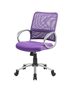 Velvet Task Chair