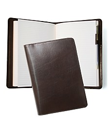 Royce Executive Writing Journal in Leather