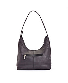 Royce Luxury Women's Shoulder Handbag Handcrafted in Colombian Genuine Leather