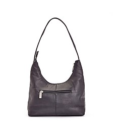 Royce Luxury Women's Shoulder Handbag Handcrafted in Colombian Genuine Leather