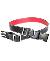 113923f87ba9 Royce Large Dog Collar in Genuine Leather