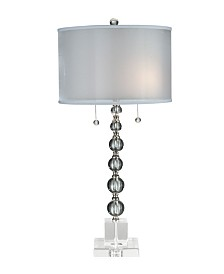 Dale Tiffany Optic Orb Table Lamp