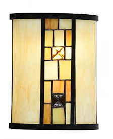 Dale Tiffany Sundance Led Tiffany Wall Sconce