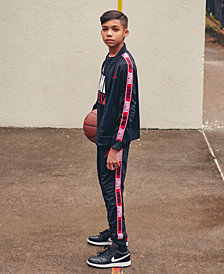Jordan Big Boys Jumpman Zip-Up Jacket