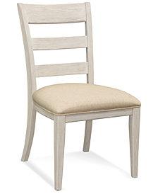 Cutler Wood Back Side Chair
