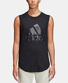 adidas ID Logo Tank Top
